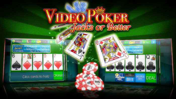 Online Casino Video Poker Best Games And Tips To Play Them